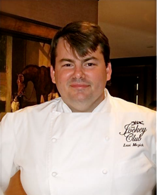 Jockey Club Executive Chef Levi Mezick - photo by Jordan Wright