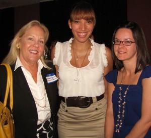 Photo by Eileen Cambell - starting left: Jordan Wright, Marie Coleman, Kristina Hopper