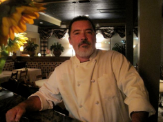 Chef Pierce Culliton of Frank's - photo by Jordan Wright