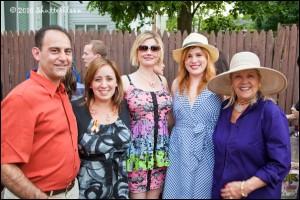 Jeanine Schoonover, Jenny Hay, Jordan Wright - photo by Yulia Mikhalchuk