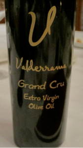 Top grade olive oil from Spain - photo by Jordan Wright