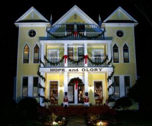 The Hope and Glory Inn - photo courtesy of the inn