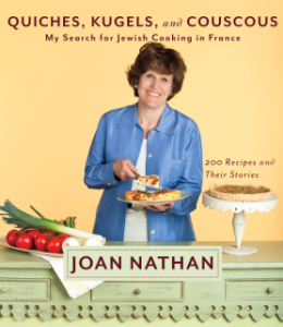 Quiches, Kugels and Couscous - Joan Nathan