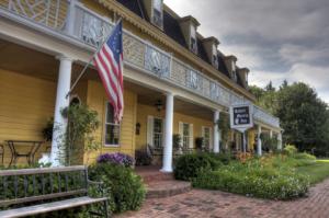 The Robert Morris Inn - photo courtesy of the inn