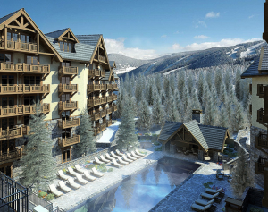 Four Seasons Resort Vail - image courtesy of Four Seasons