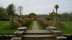 The gardens at Dromoland Castle - photo credit Jordan Wright