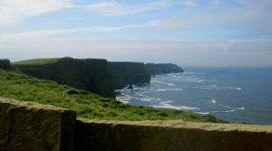 The Cliffs of Moher - photo credit Jordan Wright
