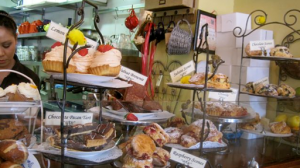 Sweets at the Queen of Hearts - photo credit Jordan