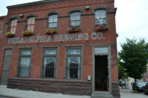 Philadelphia Brewing Company - Photo Credit Jordan Wright