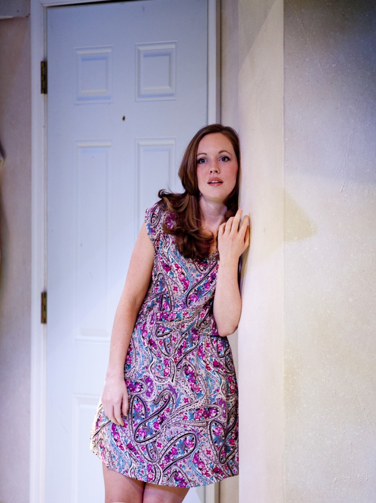 "Bethany Anne Lind (as Leigh) returning home from an on-campus party in ""Really Really"". Photo: Scott Suchman."