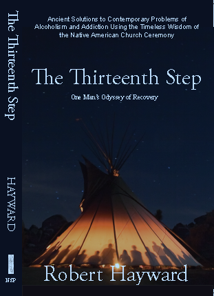 The Thirteenth Step by Robert Hayward - photo credit Mark Chambers