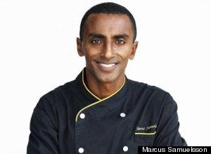 Chef Master Marcus Samuelsson