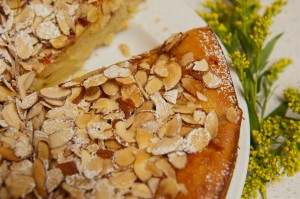 Todd Gray's Muse Almond Torte brunch photo
