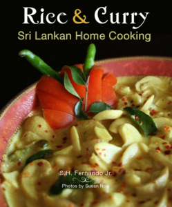 Chef/Author S. H. Fernando - Rice & Curry