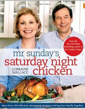 Lorraine Wallace - Mr. Sunday's Saturday Night Chicken