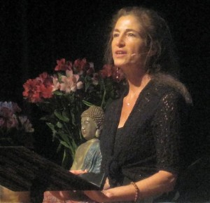 Tara Brach at BuddhaFest - photo credit Jordan Wright