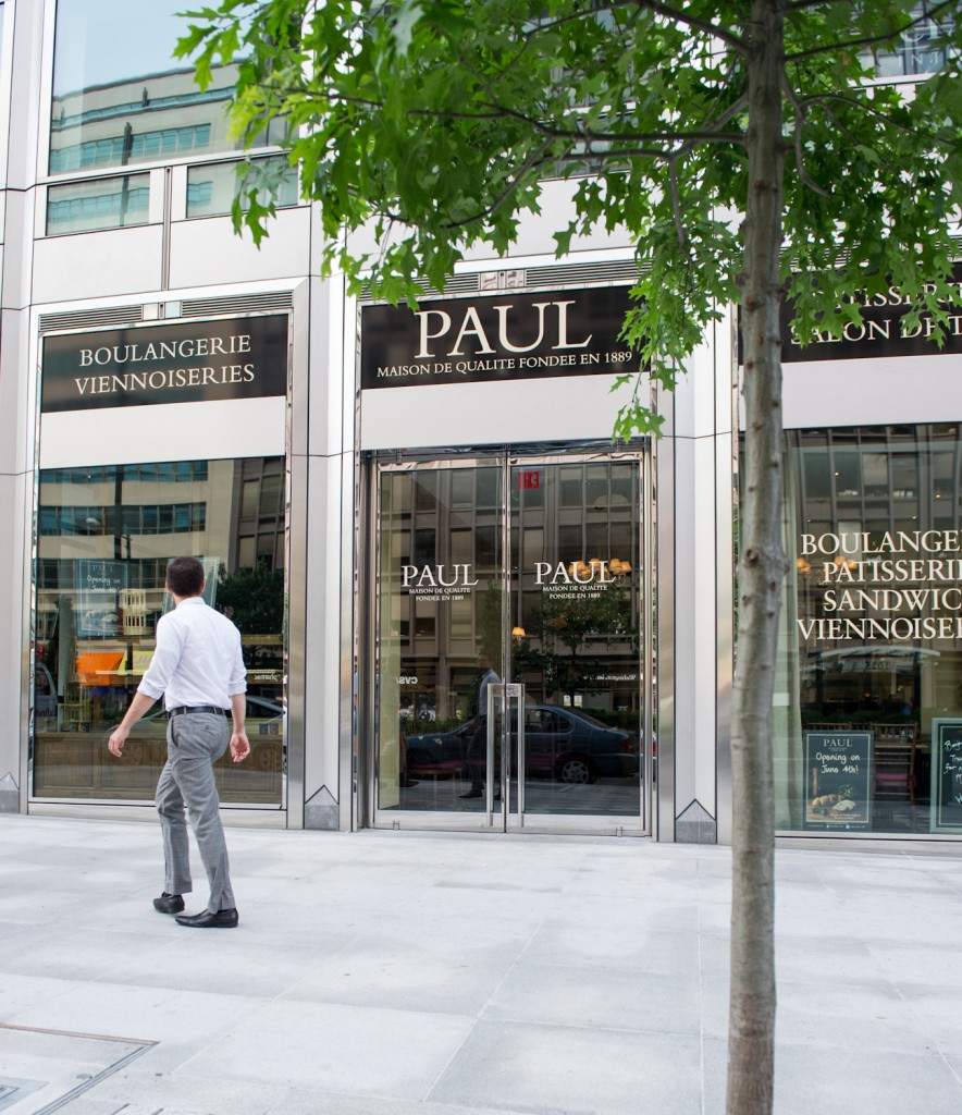PAUL opens 3rd Bakery in Heart of DC at 1000 Conn Ave NW on Mon June 4, 2012 - Photo credit to Jason Colston