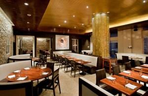 Fine dining at Fiola