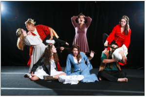 Best Christmas Pageant - Photo from Synetic