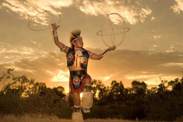 Derrick Suwaima Davis (Ken Ross Photography)