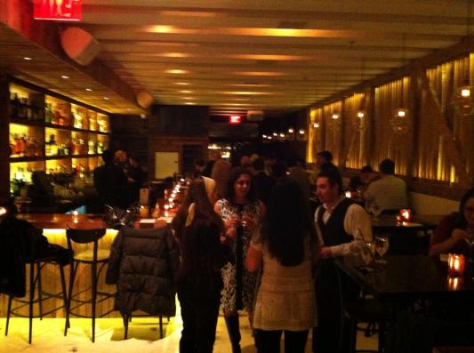 The Bar at Ambar - Photo by Jordan Wright