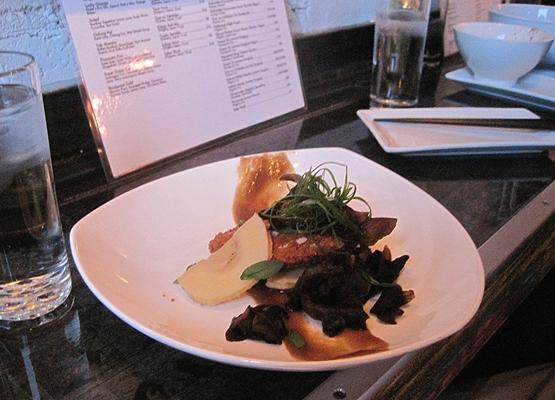 Counter dining at Toki - photo credit Jordan Wright