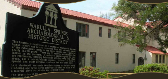 Wakulla Springs Lodge build by Edward Ball 1937
