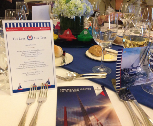 The Luce Cup Tour Luncheon at the Willard Intercontinental - photo credit Jordan Wright