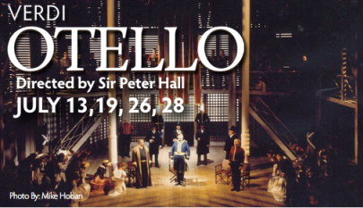 OTELLO this week-end
