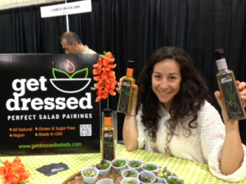 Vanessa Miller of Get Dressed Salads - Photo Credit Cary Pollak