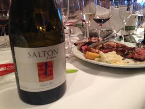 The stellar Salton Pinot Noir
