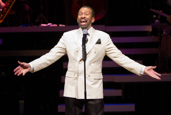 Maurice Hines in Maurice Hines is Tappin' Thru Life - Photo by Teresa Wood