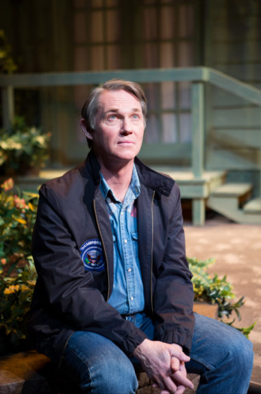 Richard Thomas as Jimmy Carter - Photo by Teresa Wood.