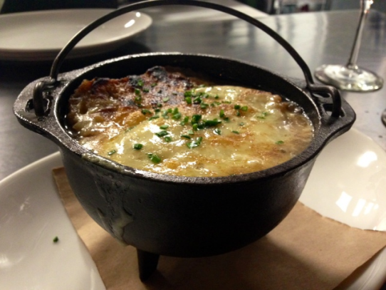 Irish American Onion Soup