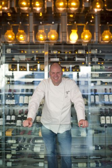 Scott Drewno, Executive Chef, The Source By Wolfgang Puck