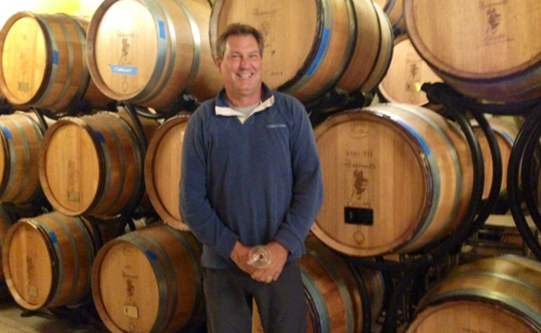 Chris Pearmund of Pearmund Winery
