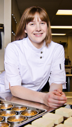 Caitlin Dysart/ Award-winning (Pastry Chef of the Year/ RAMMYS 2014) Pastry Chef/ 2941 Restaurant