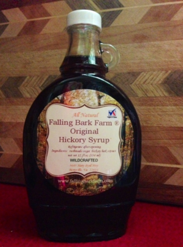 Falling Bark Farm Wildcrafted Hickory Syrup