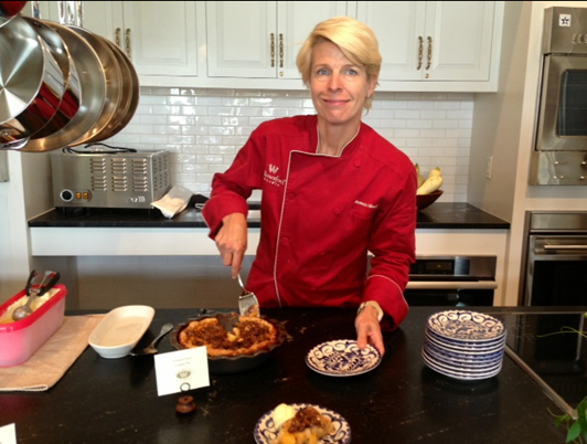 Willowsford Farm Executive Chef Bonnie Moore