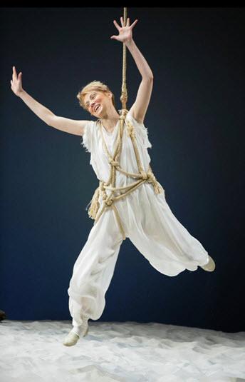 Sofia Jean Gomez as Ariel