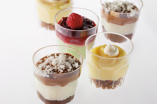 Mini parfaits