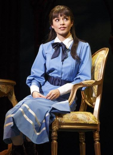 Gigi stars Vanessa Hudgens