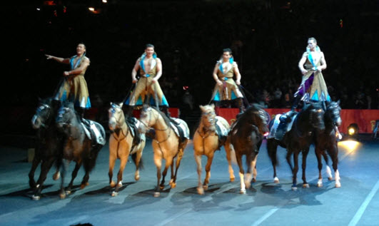 Masters of the horse