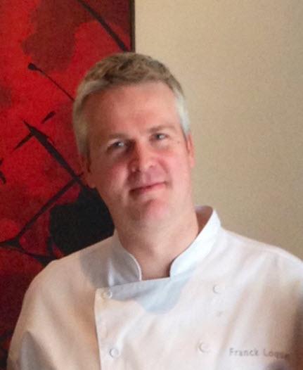 iCi Urban Bistro Executive Chef Franck Loquet
