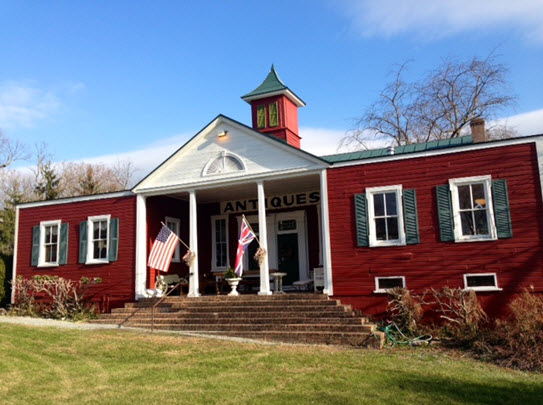 The Red Schoolhouse Antiques