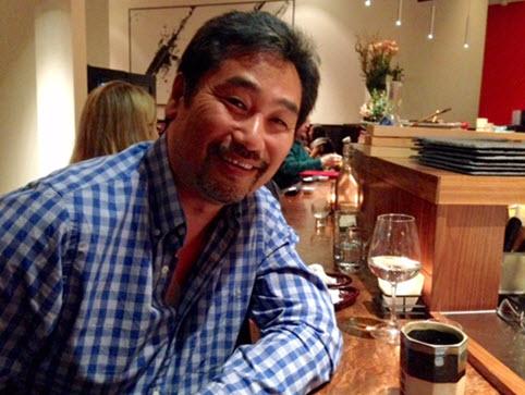 Daisuke Utagawa at Sushiko
