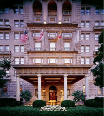 Hay Adams Hotel - Washington, DC