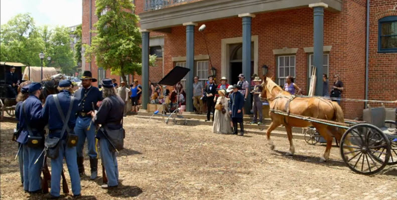 Mercy Street: Behind the Scenes