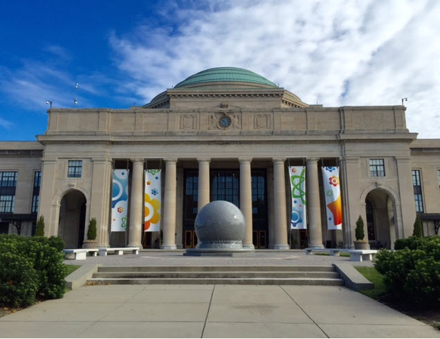 The Science Museum of Virginia