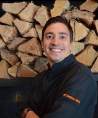 Chef de Cuisine Andrew Kerne